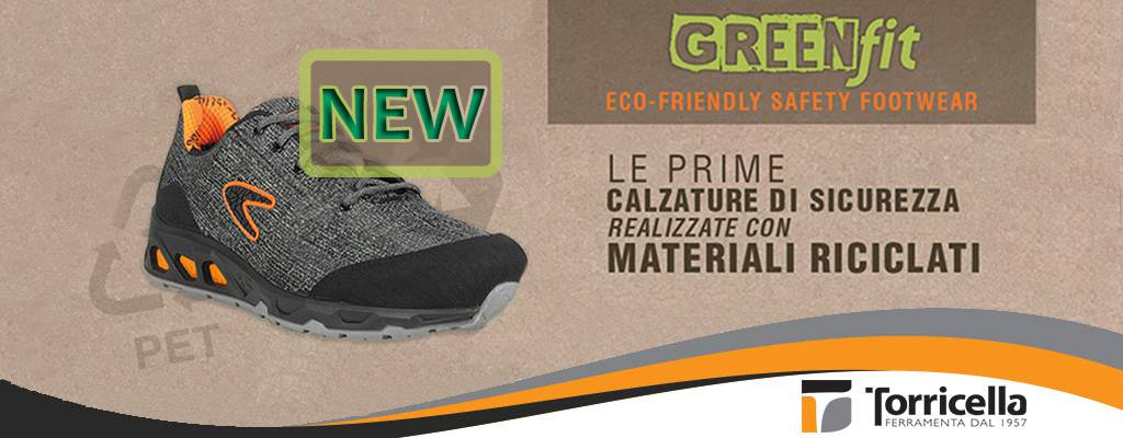 Sii GREEN con le Cofra GREENFIT
